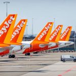 Coronavirus: EasyJet to resume flights next month with strict face mask rule