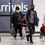 UK arrivals could be fined for breaking quarantine
