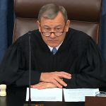 Chief Justice Roberts issues rare rebuke to Schumer's 'dangerous' and 'irresponsible' comments; Trump slams lawmaker, says 'must pay a severe price'