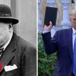 White House likens Trump to Churchill in WW2