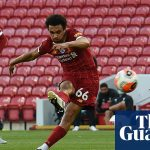 Trent Alexander-Arnold the spark for Liverpool's thrilling reignition | Barney Ronay