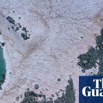 Algae turns Italian Alps pink, prompting concerns over melting