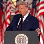 President Trump accepts Republican nomination, attacks Biden on foreign policy, trade and economy