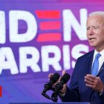 Biden calls for police to be charged over shootings