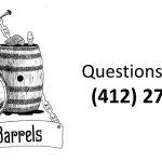 Old Whiskey Barrels For Sale