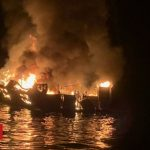 Conception boat fire: Captain charged with 34 deaths