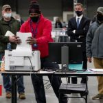 Georgia Senate election on knife-edge in vote count