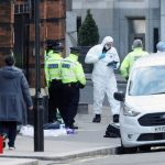 'Suspicious' knifeman shot dead by police