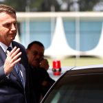Brazil's Bolsonaro says he's negative for coronavirus; Trump 'most likely' to be tested