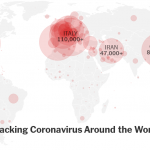 Coronavirus Spreads Amid Supply Shortages, Stay-at-Home Orders and Sobering Economics